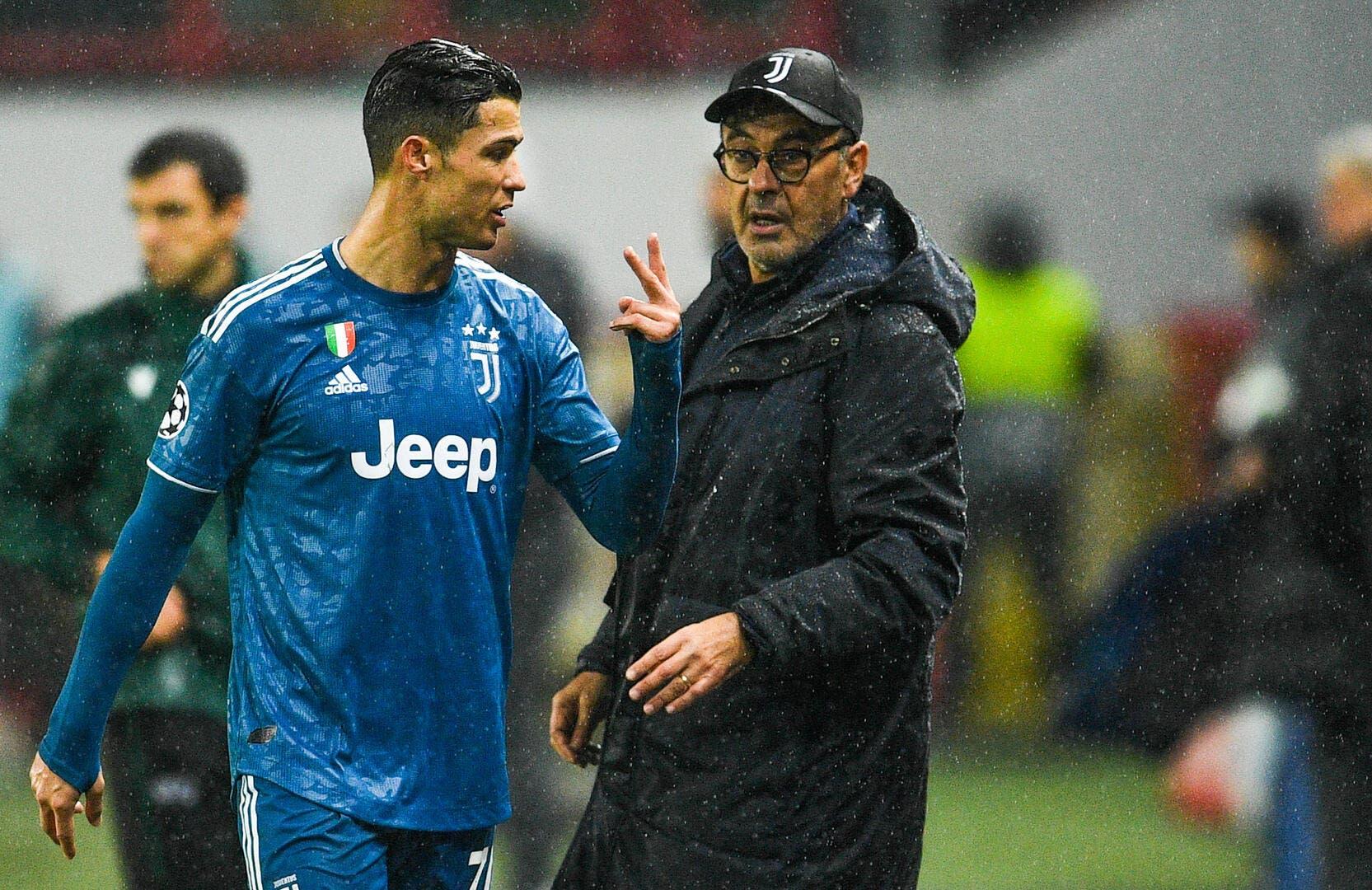 Ita : De retour à la Juve, Cristiano Ronaldo se fait calmer direct
