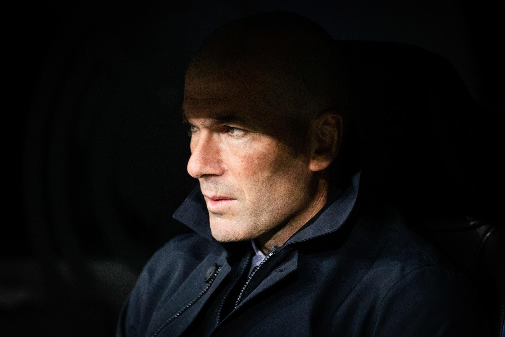 PSG : Après Mbappé, Zidane se met à parler de Neymar