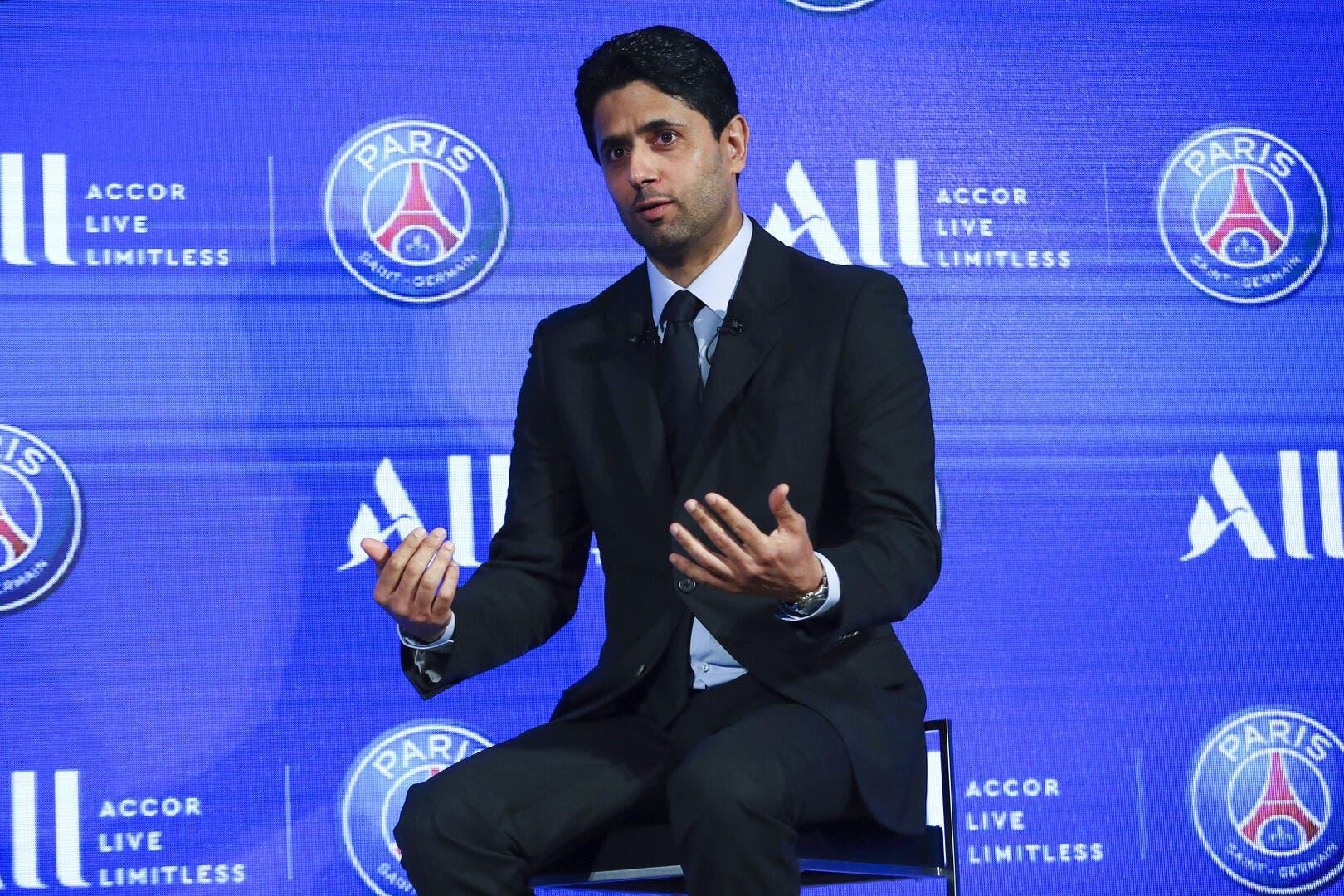 Foot PSG - PSG : Nasser Al-Khelaifi inculpé en Suisse ! - Foot 01