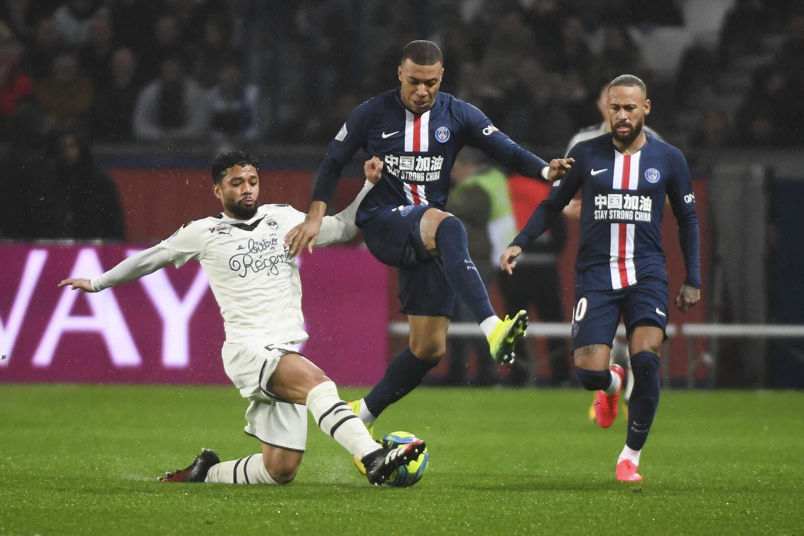 PSG : Neymar et Mbappé se la coulent douce, c'est prouvé
