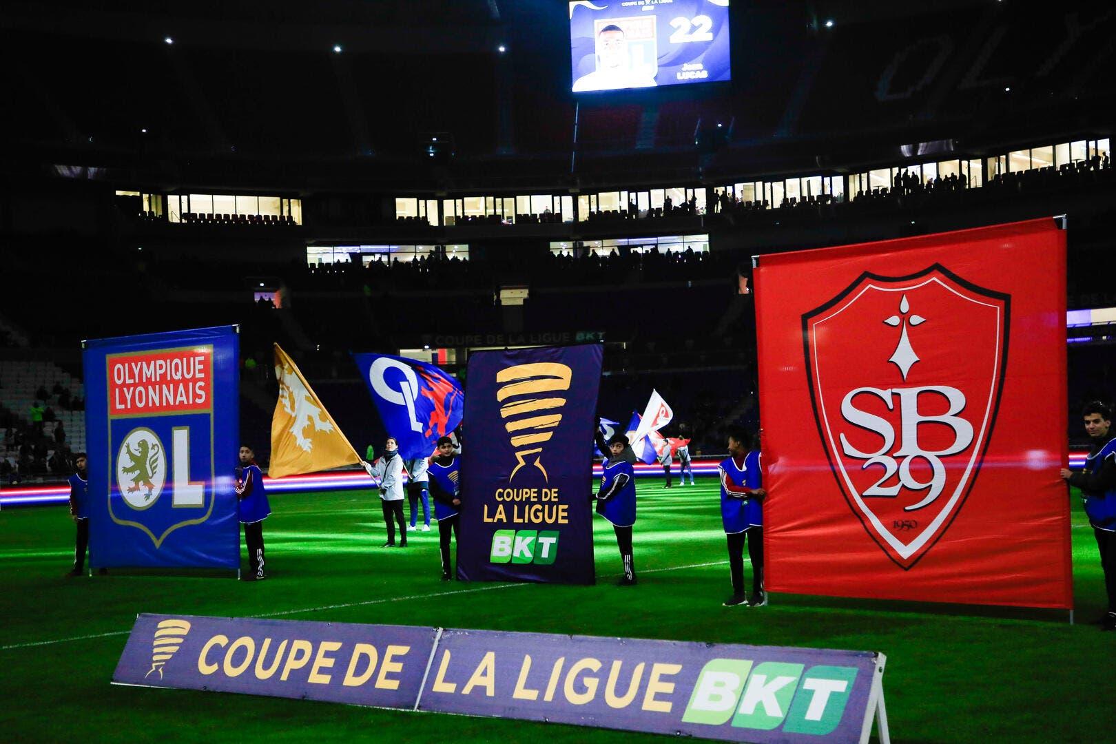 Coupe de la ligue cpe ligue le programme tv des demi - Coupe de la ligue demi finale ...