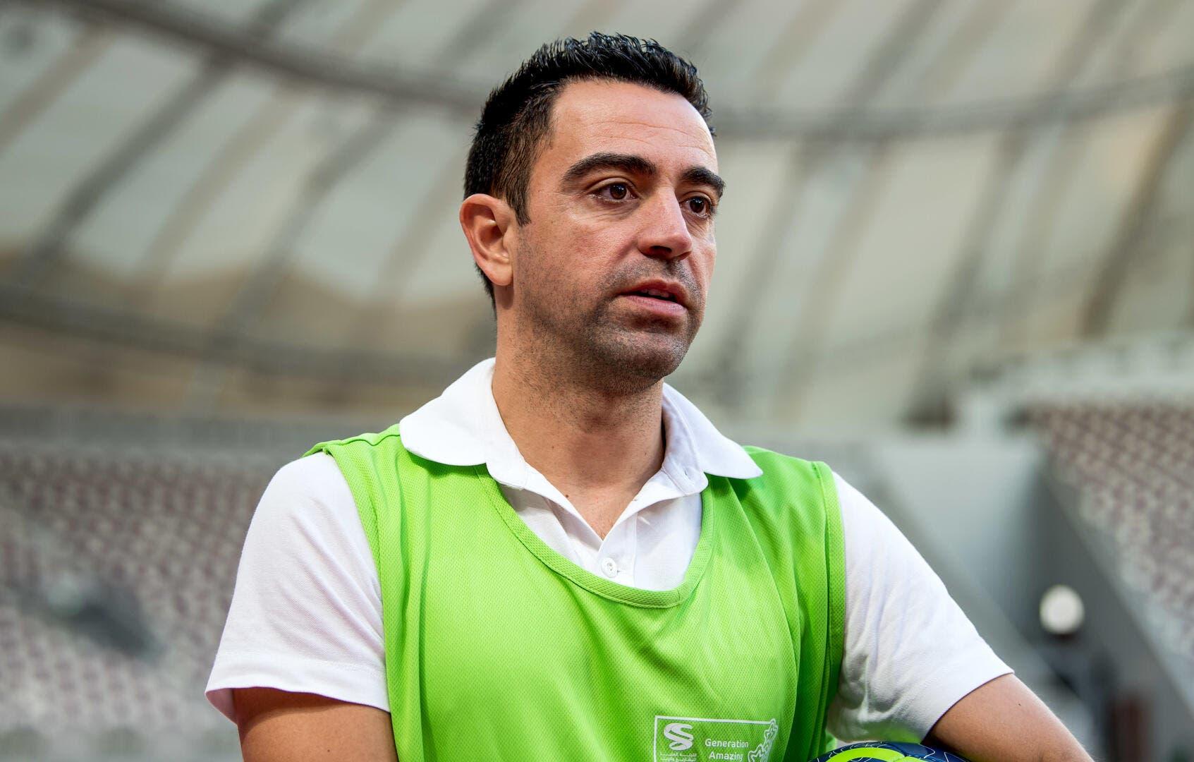 Esp : Xavi explique son refus, le Barça méritait mieux que lui