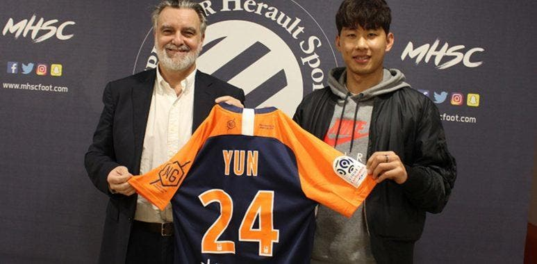Officiel : Montpellier recrute un attaquant sud-coréen