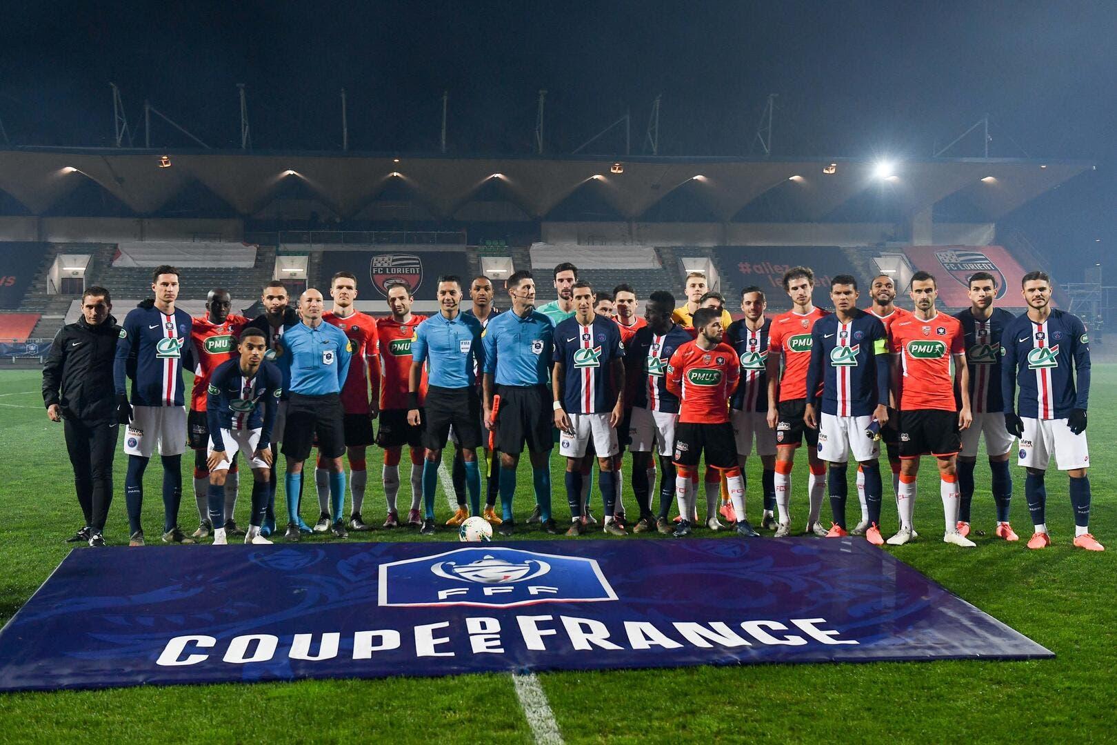 PSG : L'attitude très classe du Paris SG en Coupe de France