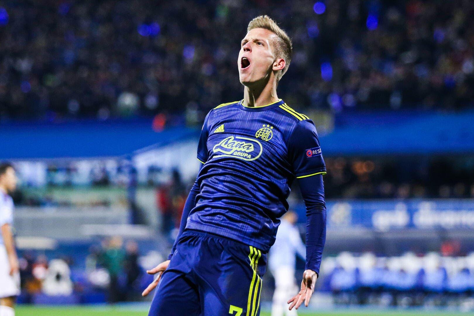 Mercato : OL, Leipzig, Barça, Dani Olmo affole l'Europe