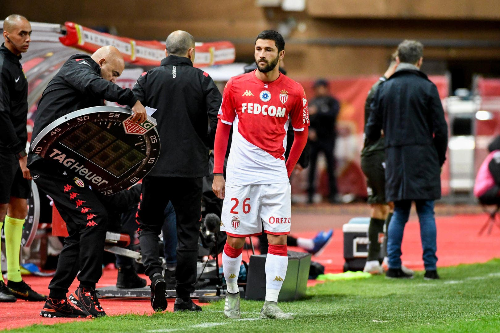 Officiel : Monaco largue Boschilia au Brésil