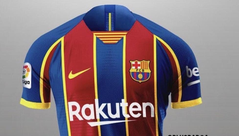 Esp Une Enorme Erreur De Nike Fait Craquer Le Fc Barcelone Foot 01