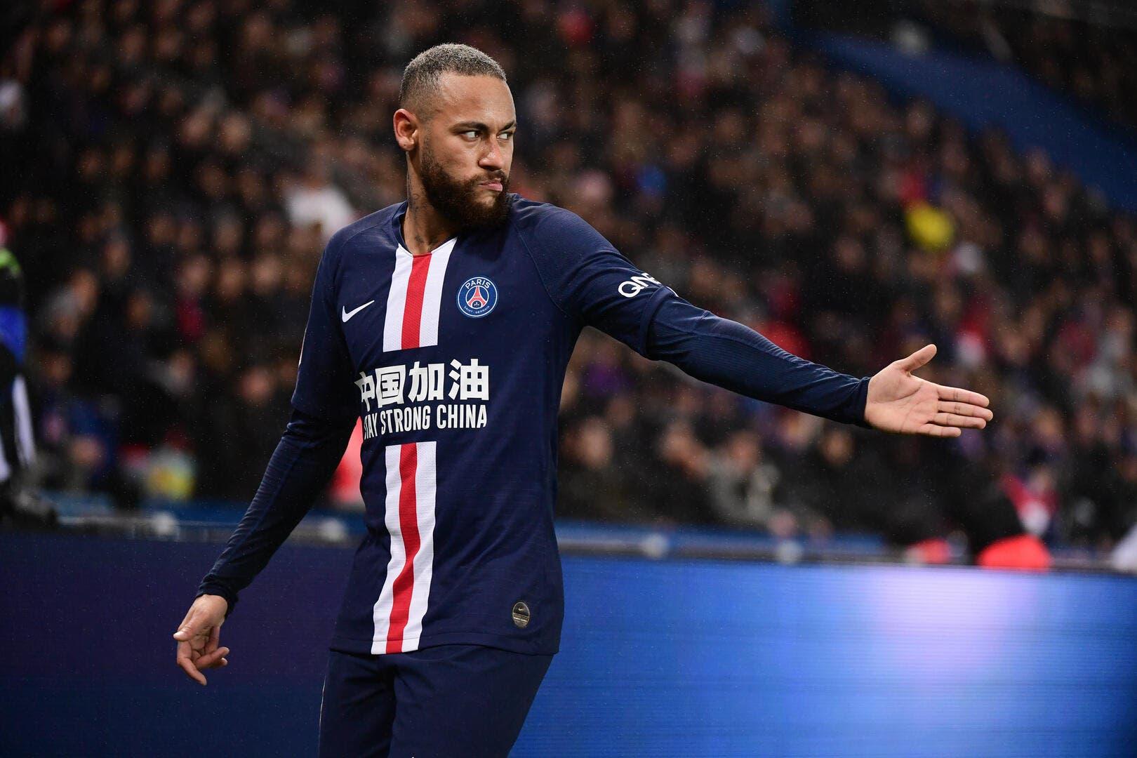 PSG : Neymar réclame un joueur au mercato !