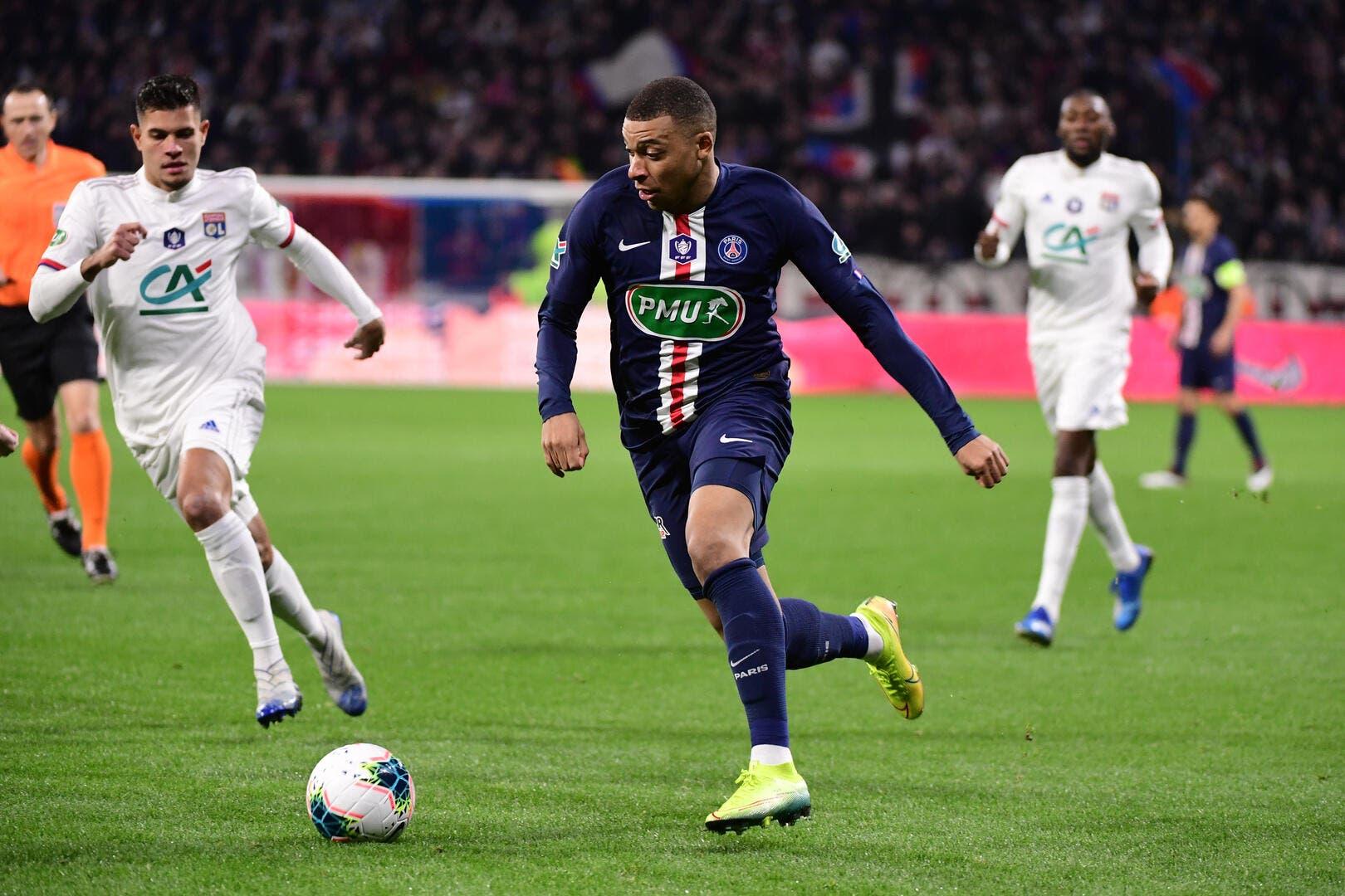 Coupe de France de Football - CdF : Neymar et Mbappé font plier l ...