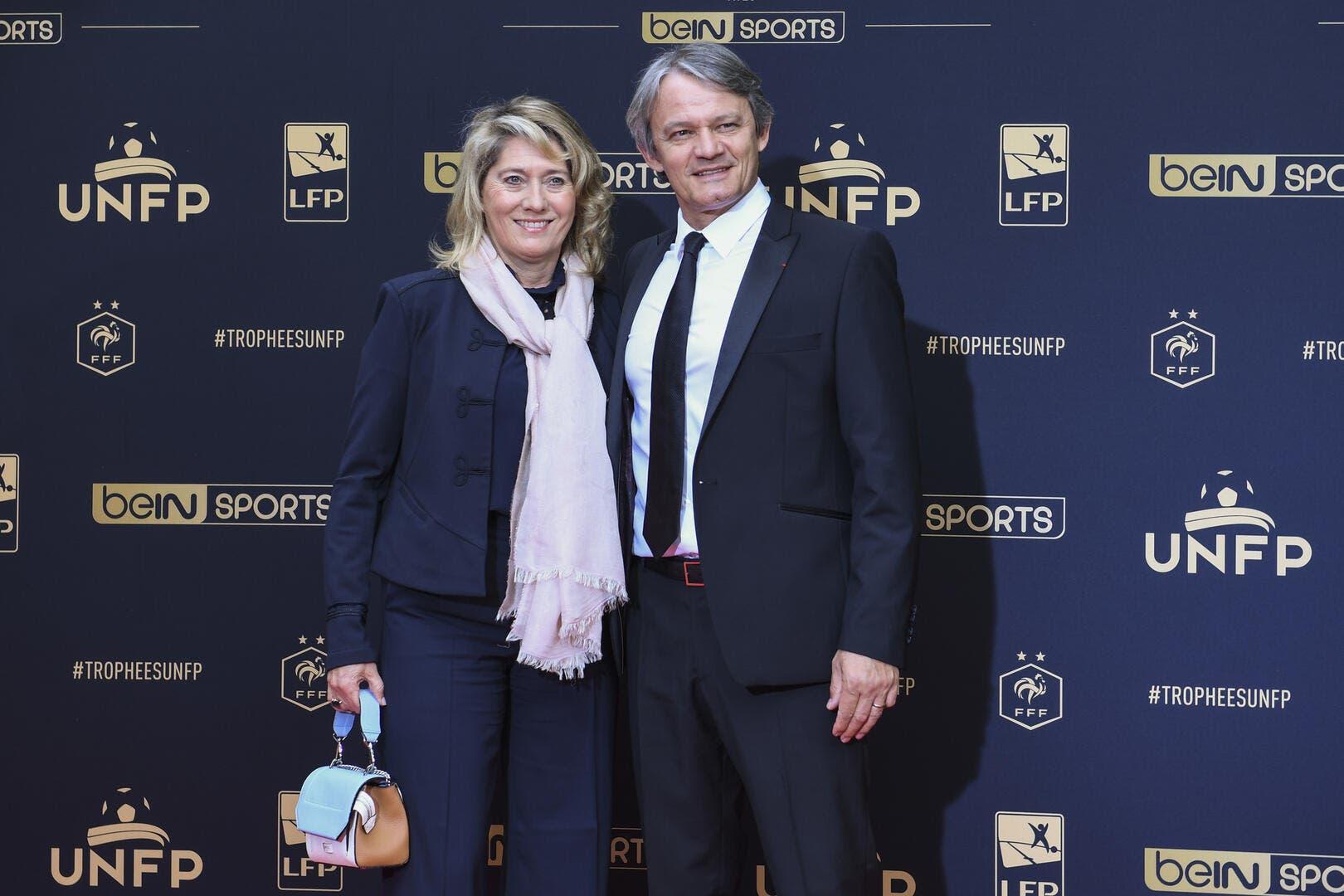 Football Ligue 1 L1 Daniel Riolo Allume Kastendeuch Le Fonctionnaire Du Foot Foot 01