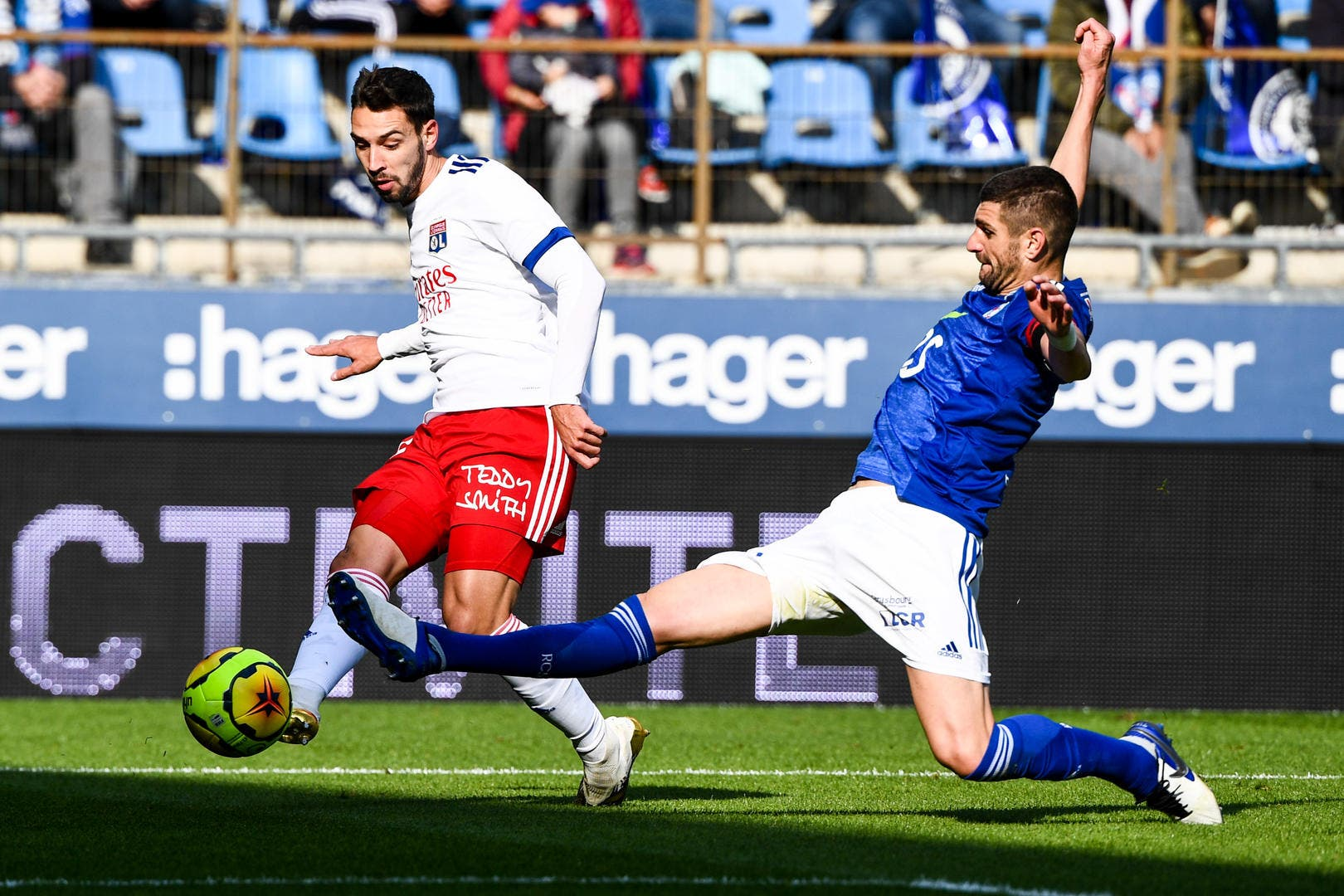 OL : La Ligue 1 part dans tous les sens, De Sciglio adore ça