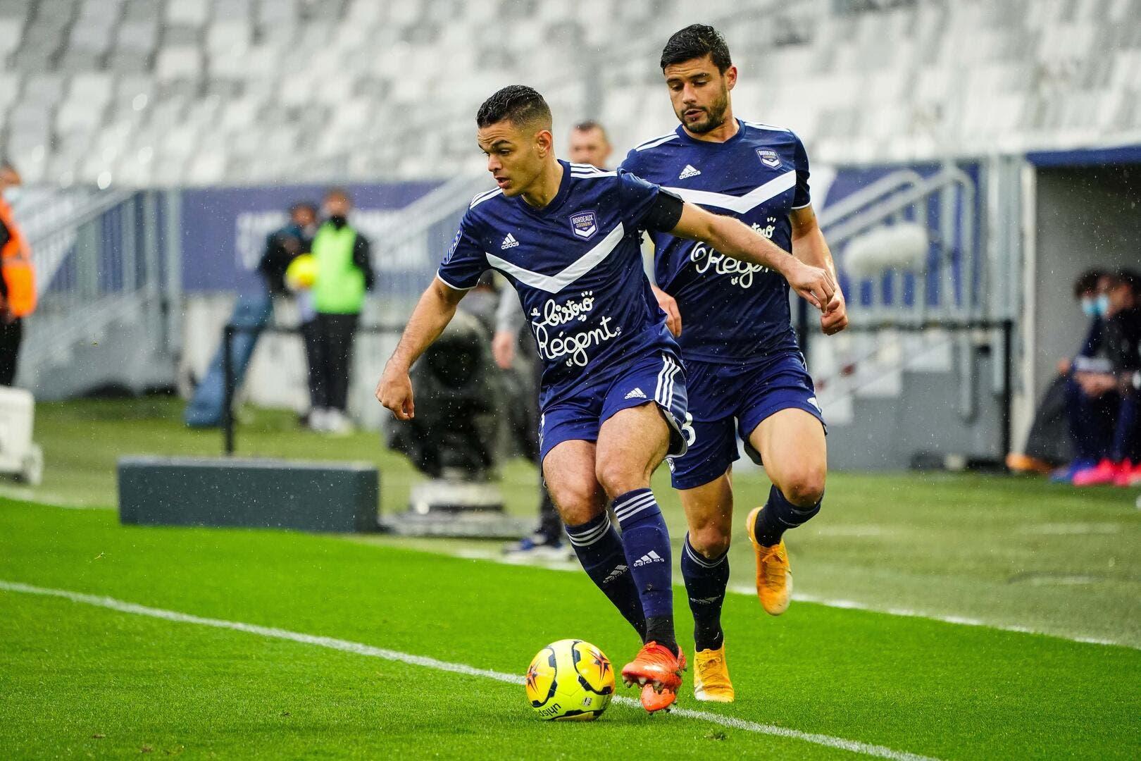 FCGB : Ben Arfa ravive la flamme, Bordeaux l'adore !