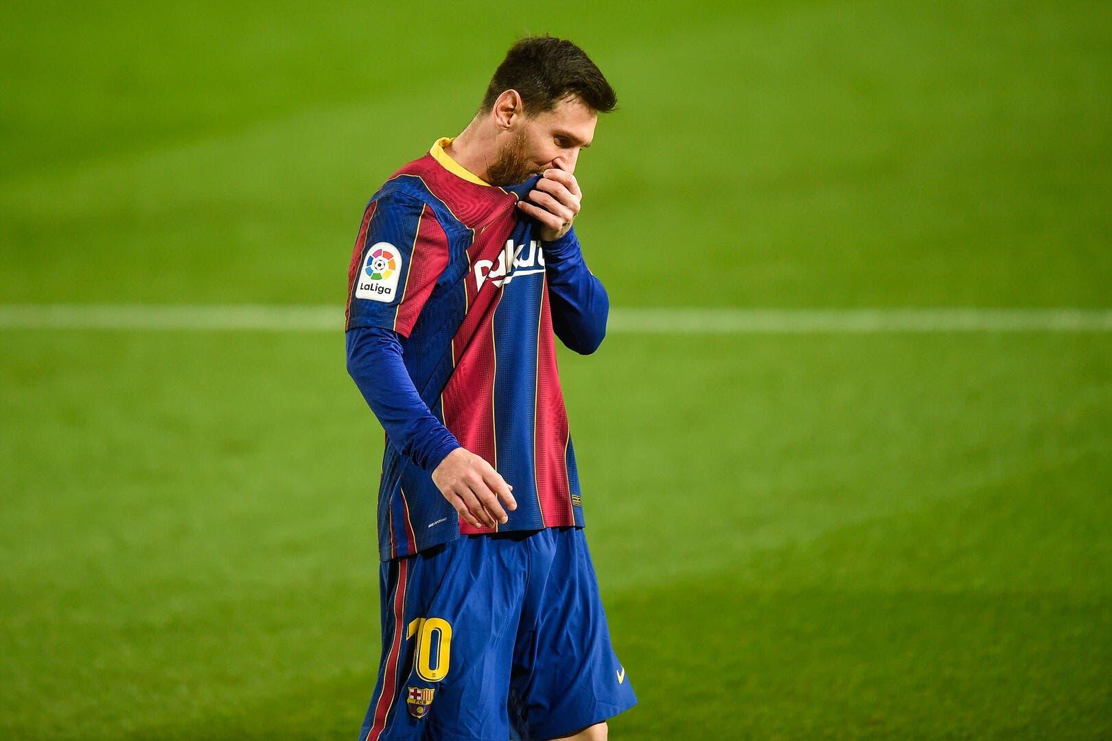 Barça : Messi fait un énorme pas vers la prolongation