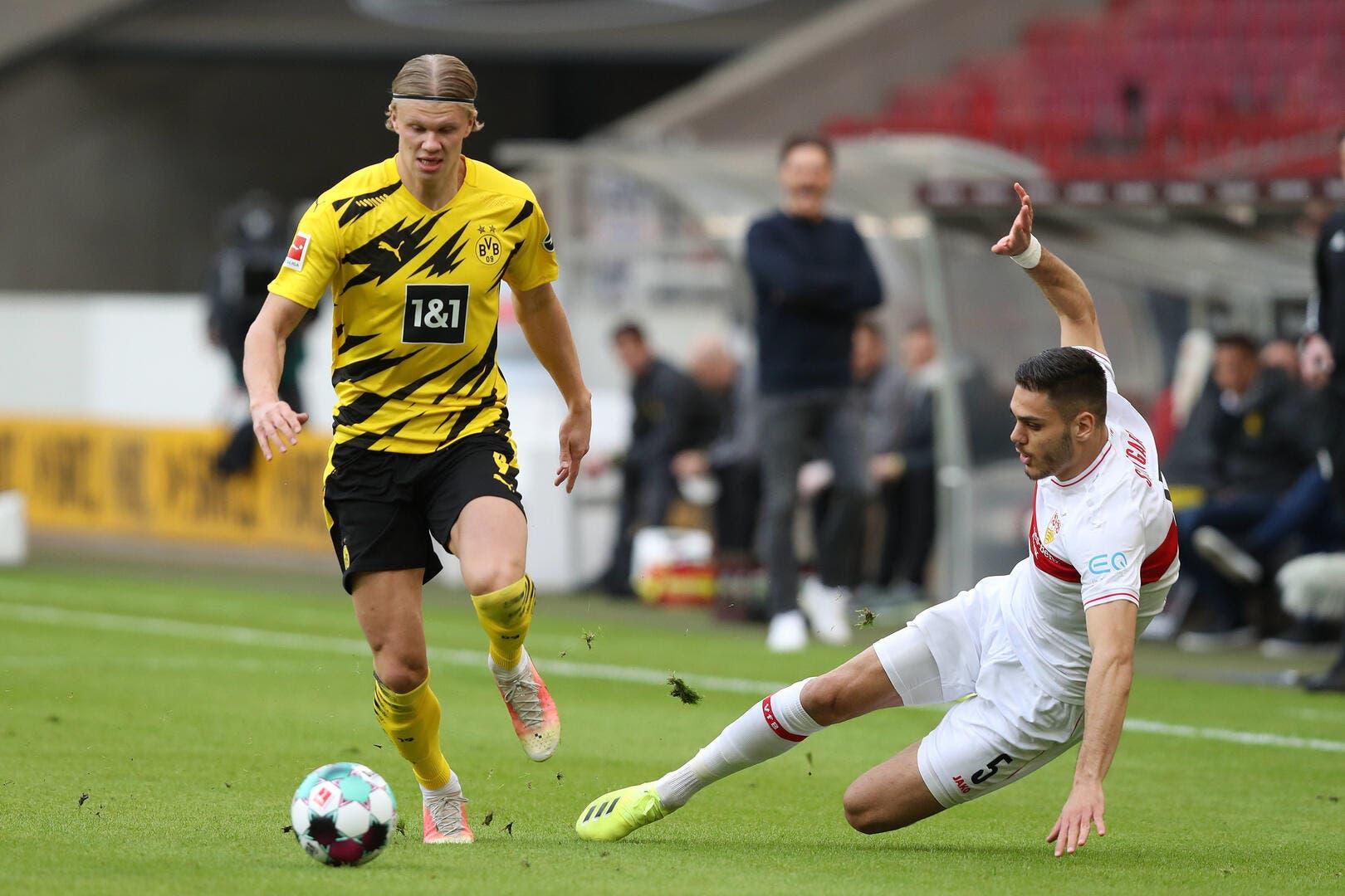 All : Dortmund s'accroche à Haaland, ça sent le clash !