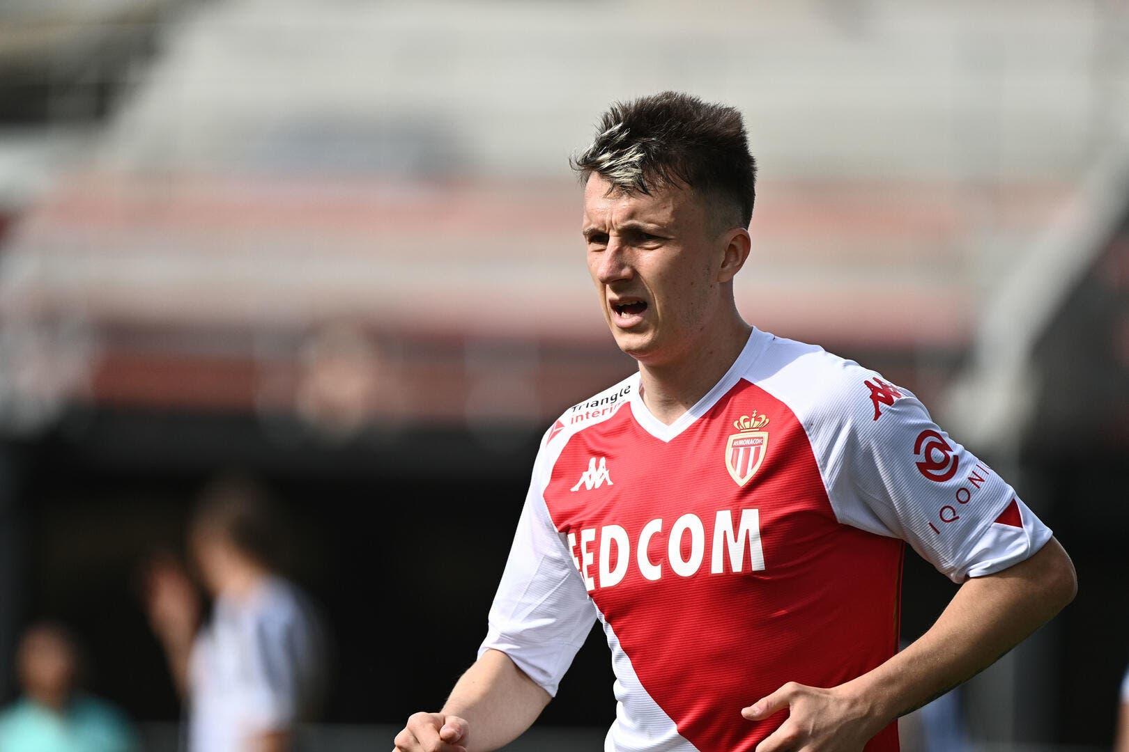 Football Monaco - Monaco : Golovin positif au Covid et forfait contre Lyon  - Foot 01