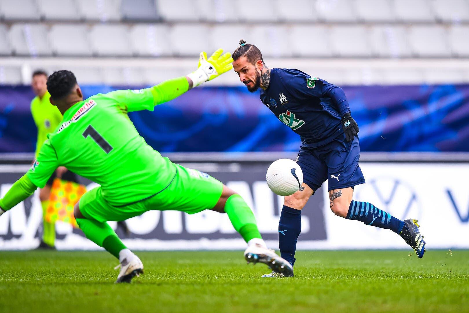CdF : L'OM et Monaco passent, Bordeaux et Nantes tombent - Foot01.com