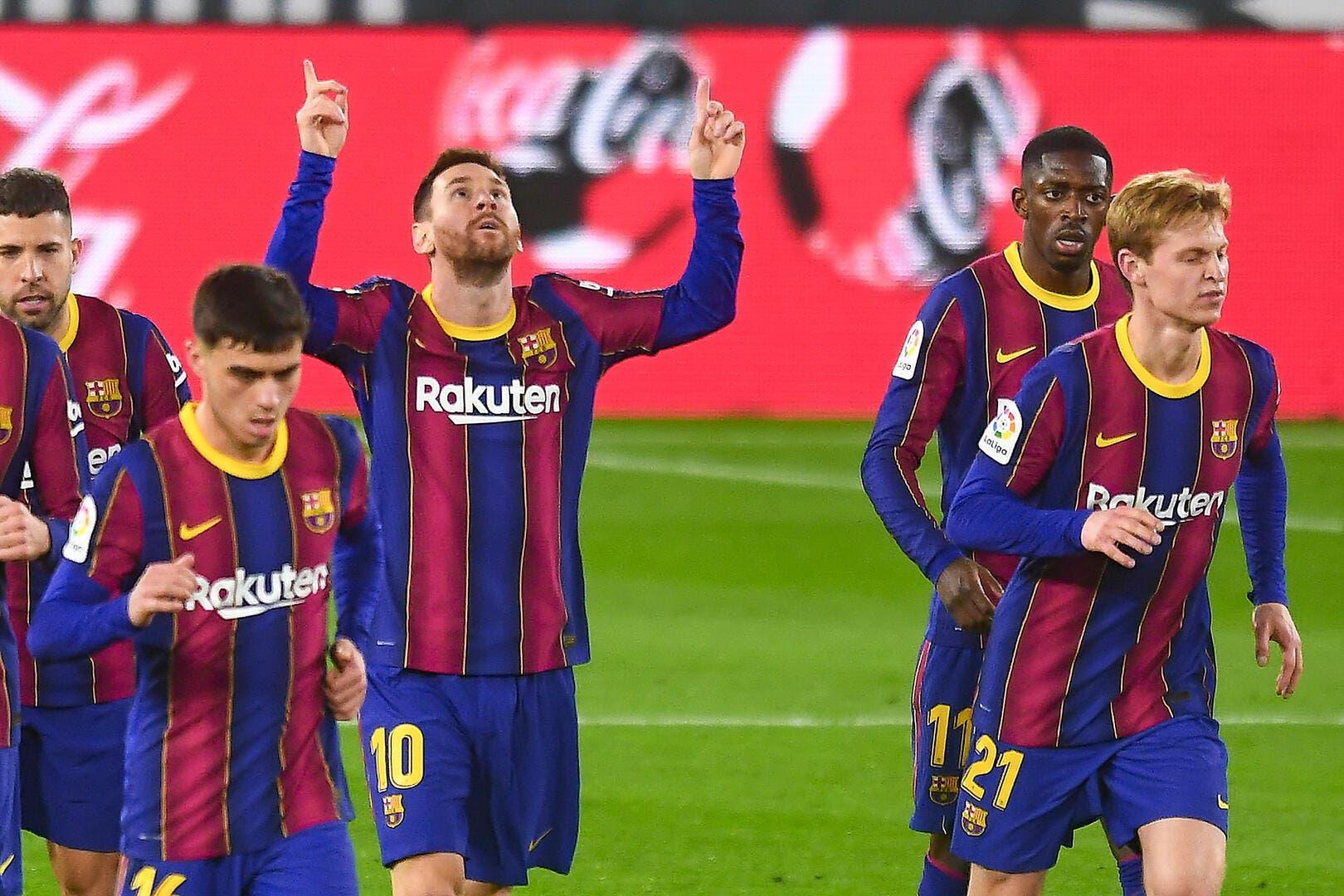 Esp : Messi au PSG, le scénario est écrit d'avance ! - Foot01.com