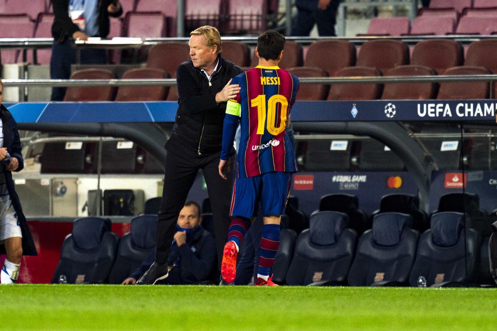 PSG : Messi paye l'absence de Ballon d'Or, France Football accusé - Foot01.com