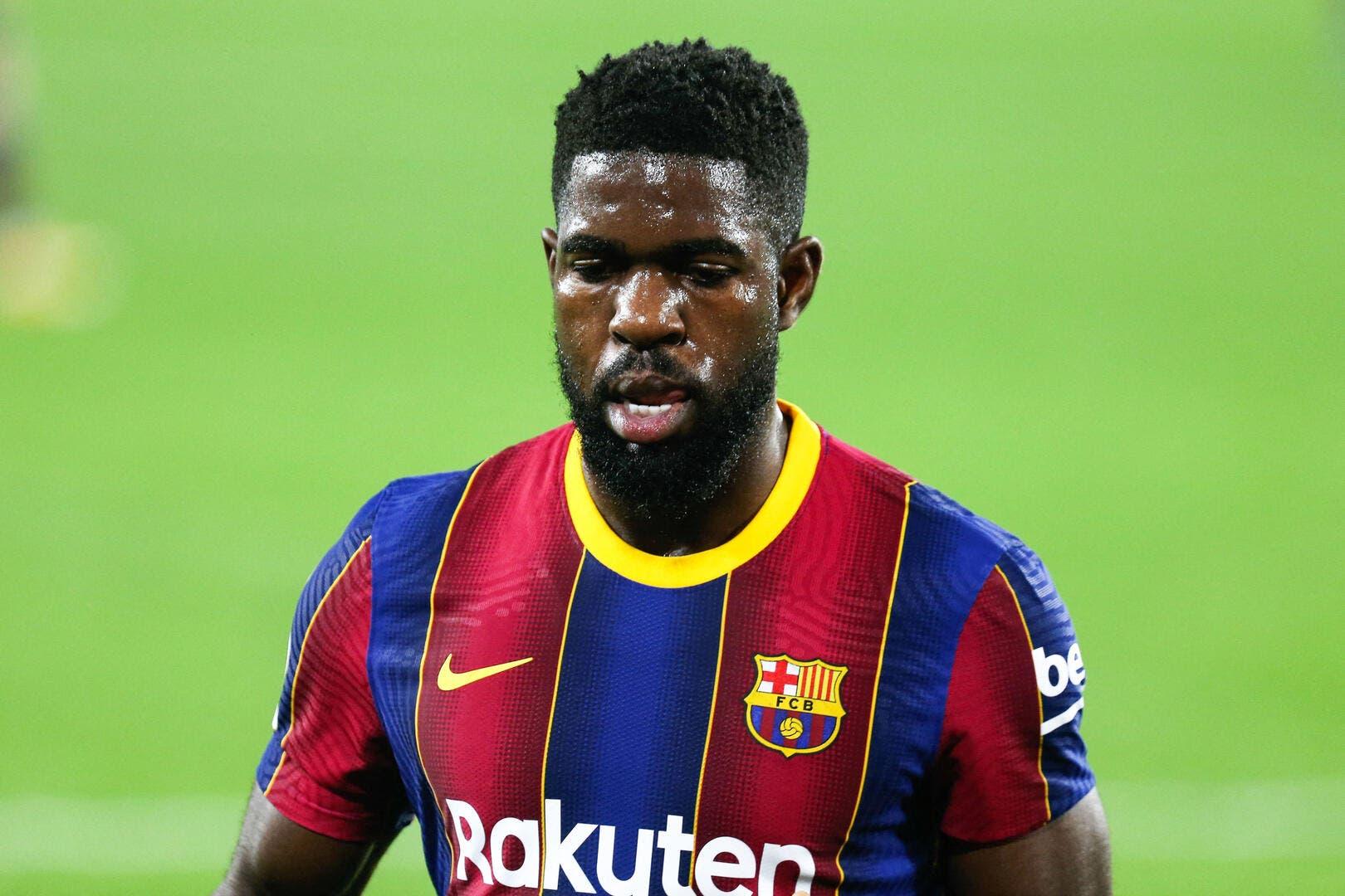 Barça : Umtiti lynché dans son vestiaire avant le PSG - Foot01.com