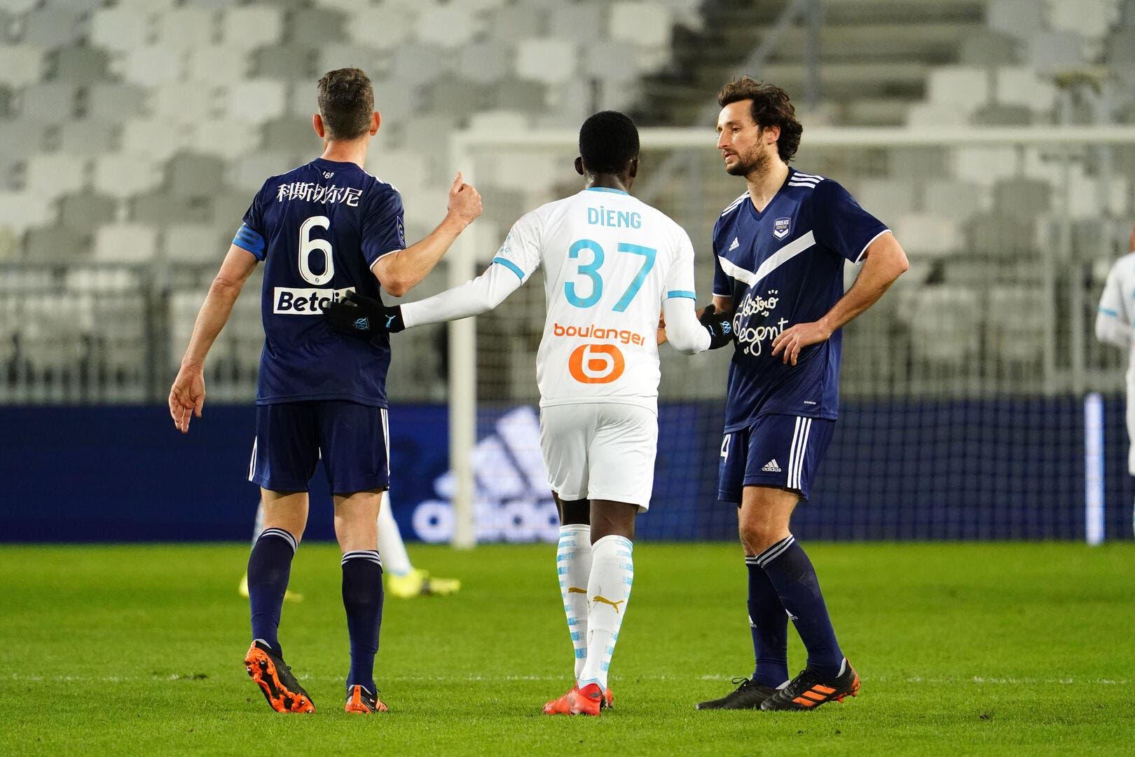 OM : Dieng héros de Marseille, l'histoire est en marche - Foot01.com