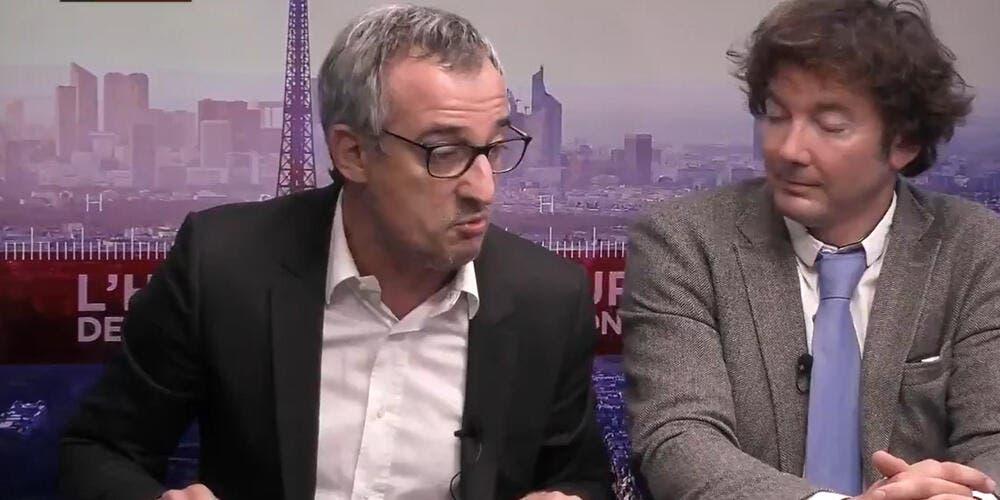 TV : Praud, Ménès, Bolloré...Sébastien Thoen est énorme ! - Foot01.com