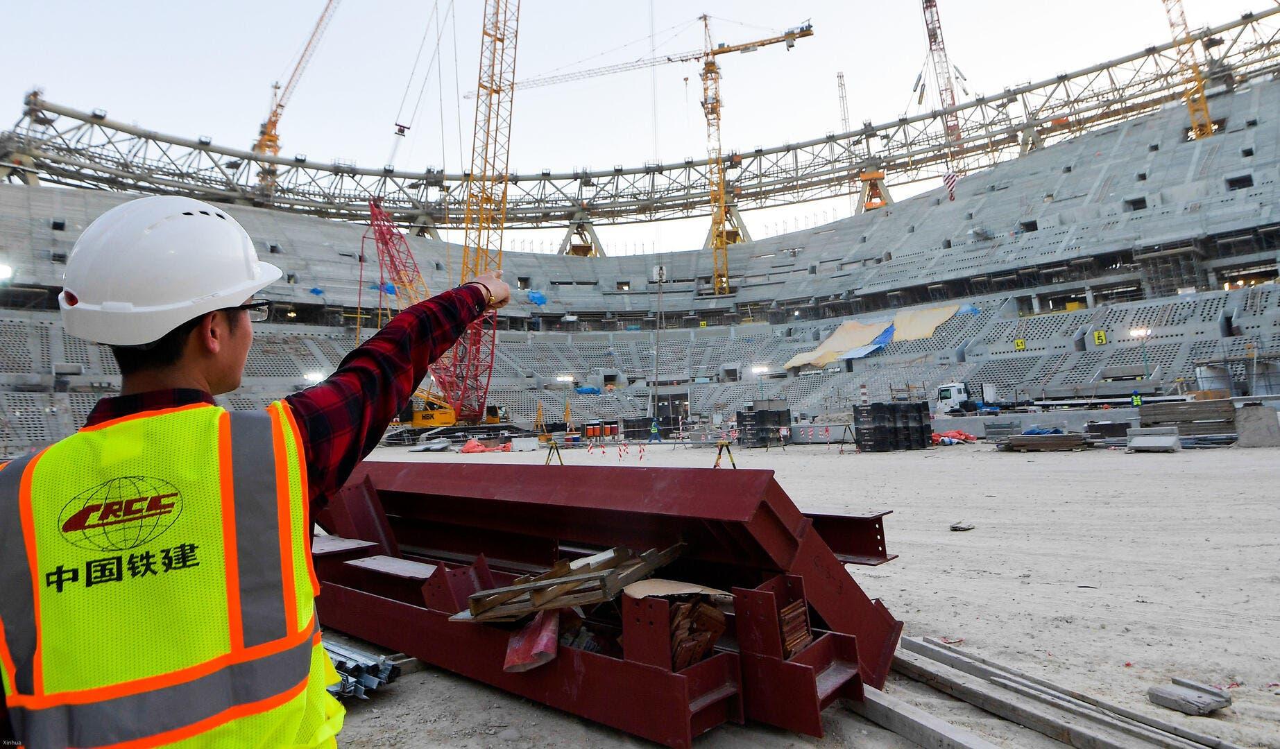 Mondial : Des milliers d'ouvriers morts, le Qatar est consternant - Foot01.com
