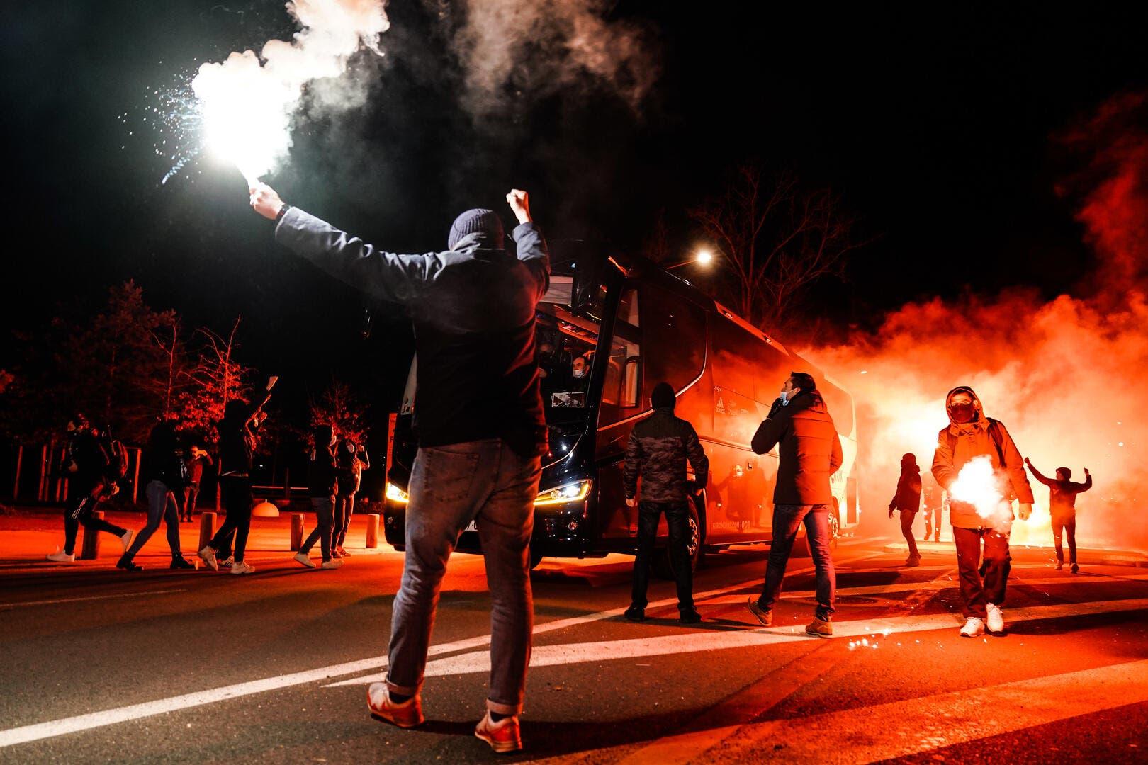 OM : 12 supporters condamnés après l'assaut de la commanderie - Foot01.com