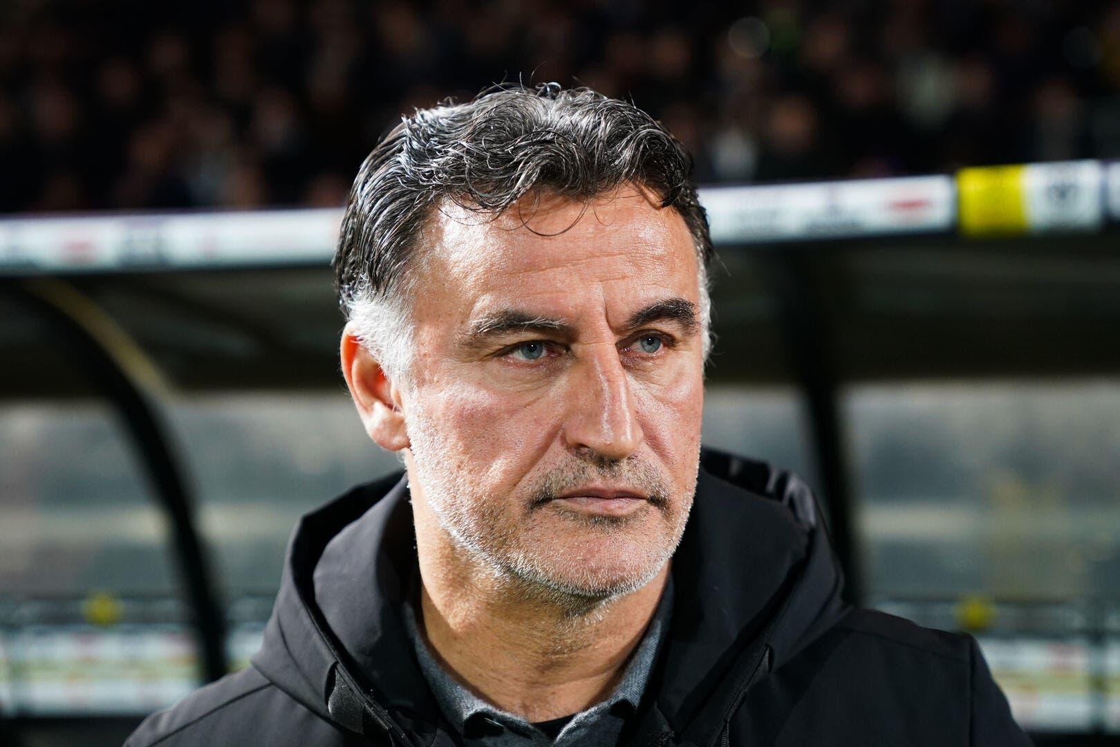 LOSC : Galtier sent un grand danger pour Lille - Foot01.com