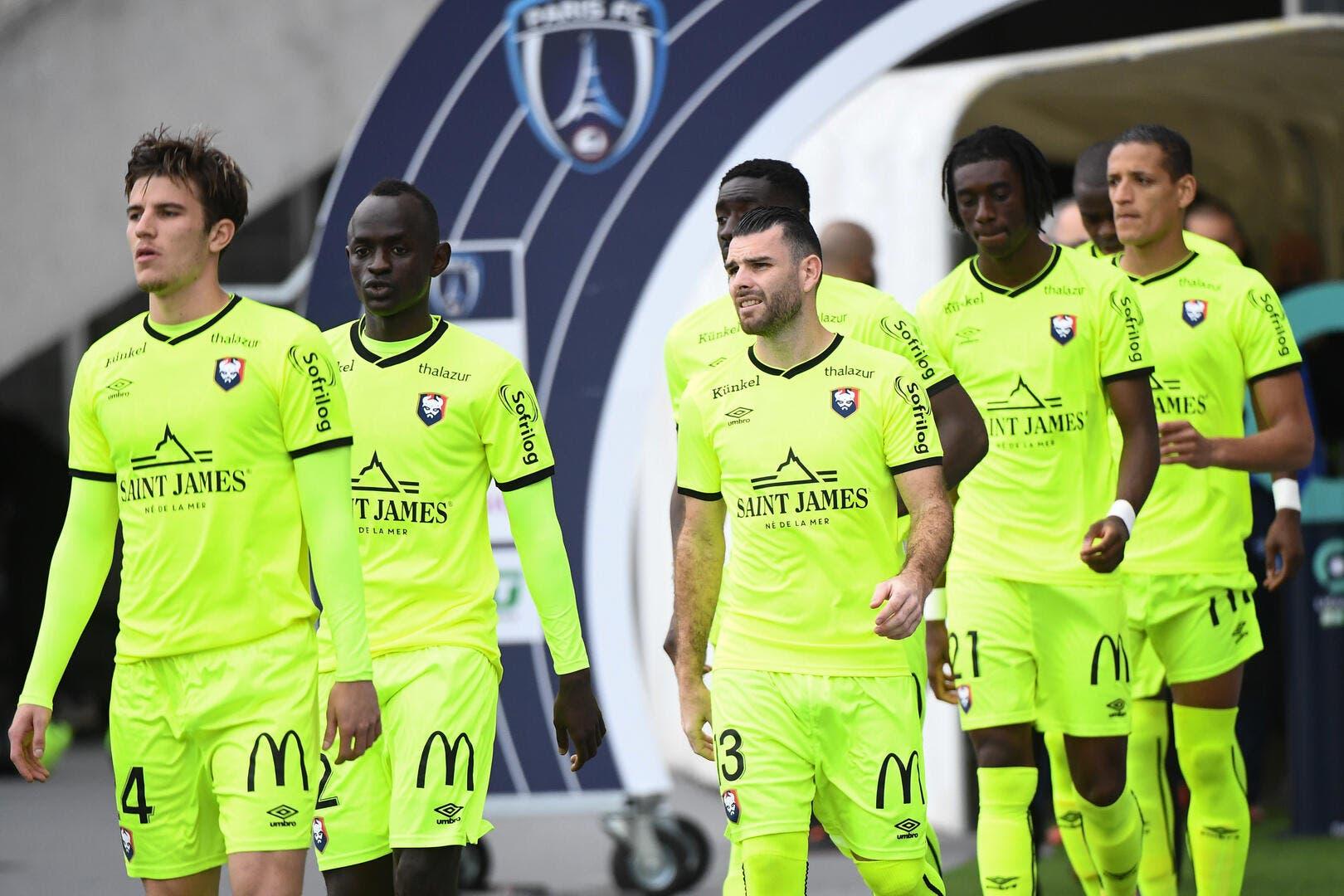 Polémique : Une « agression » enflamme la Ligue 2 - Foot 01 - Foot01.com