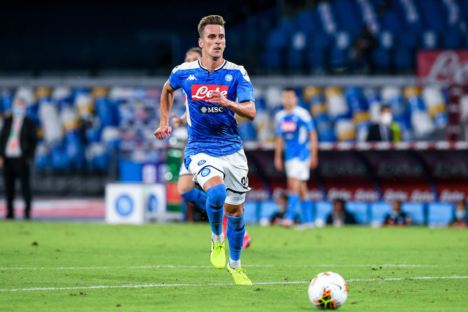 Transfert OM : Milik arrive, Naples accepte un drôle de deal