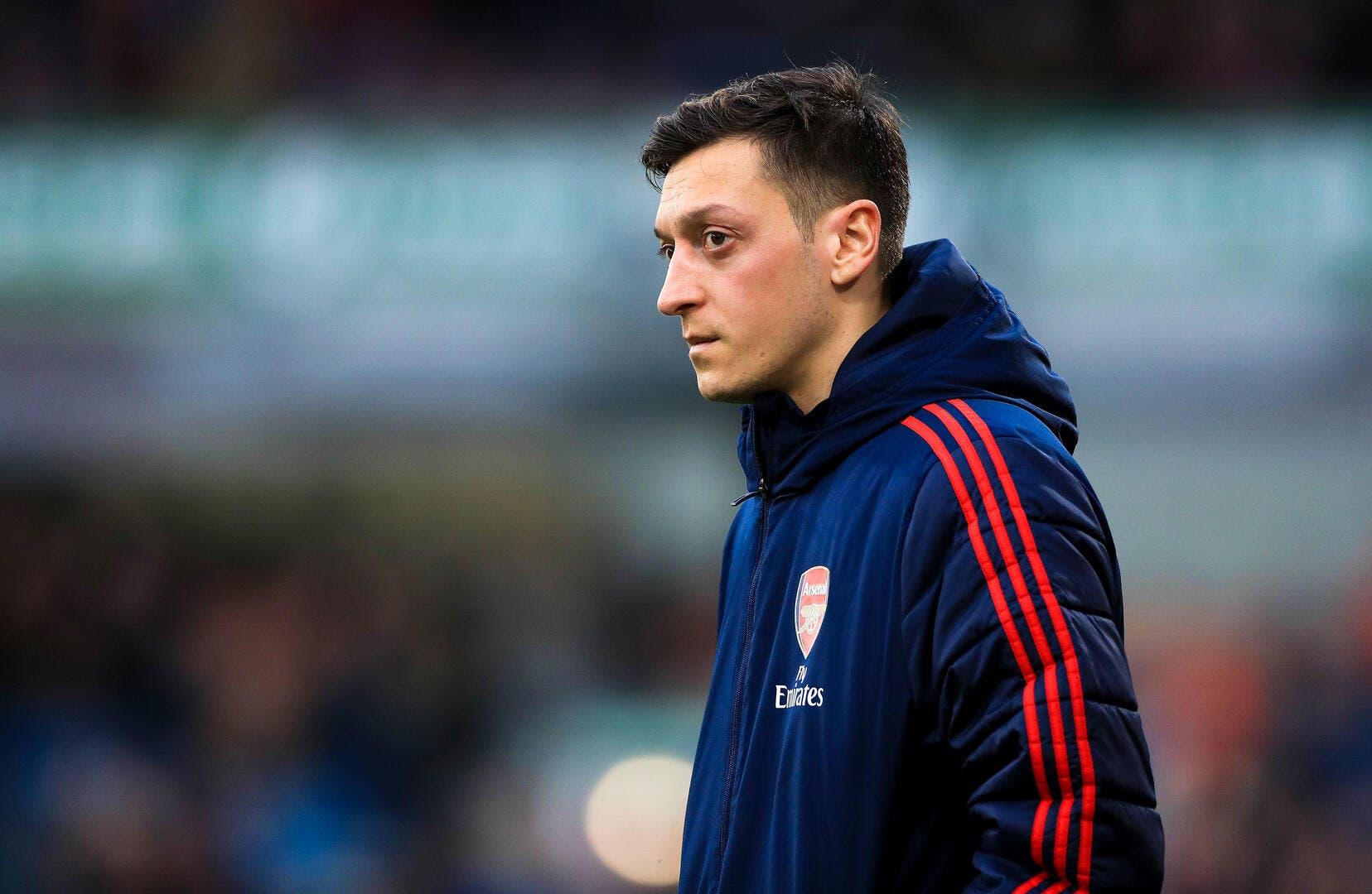 Officiel : Özil quitte Arsenal et rejoint Fenerbahce