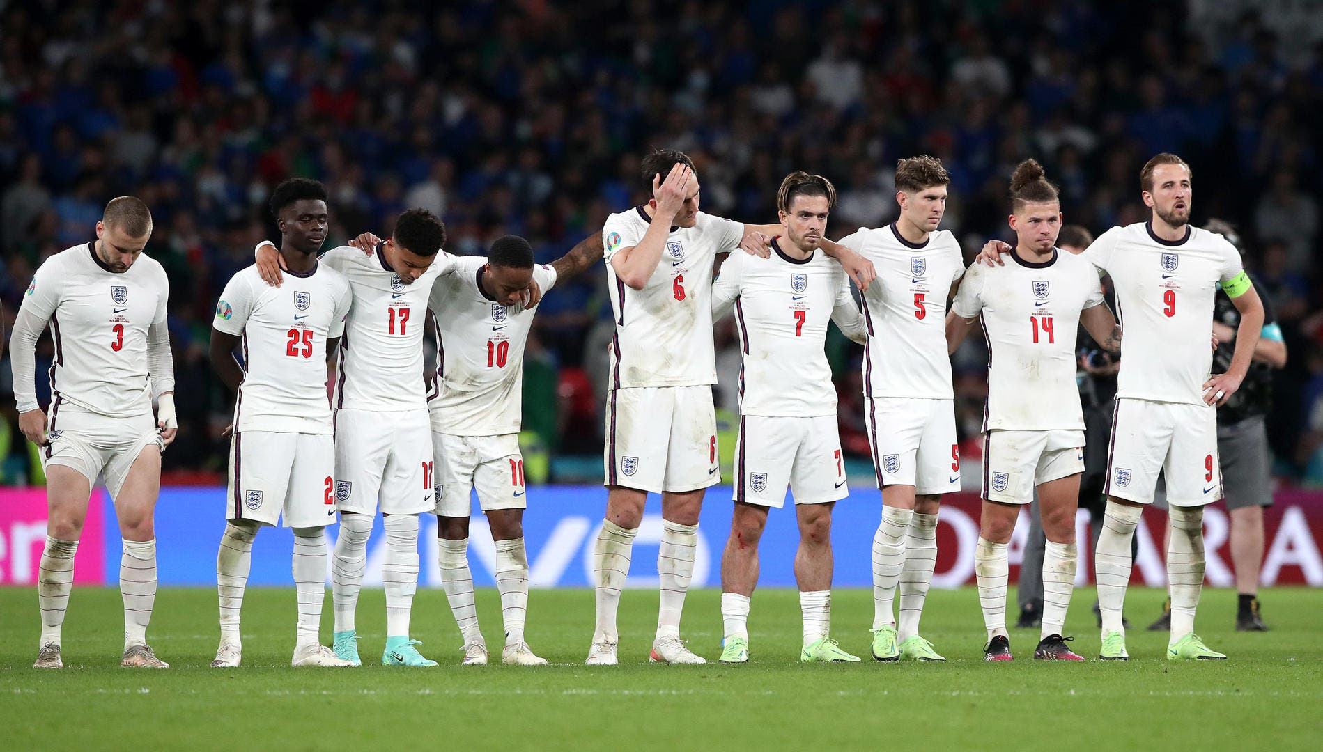 Euro 2021 : Stéphane Guy sous le choc du crash anglais