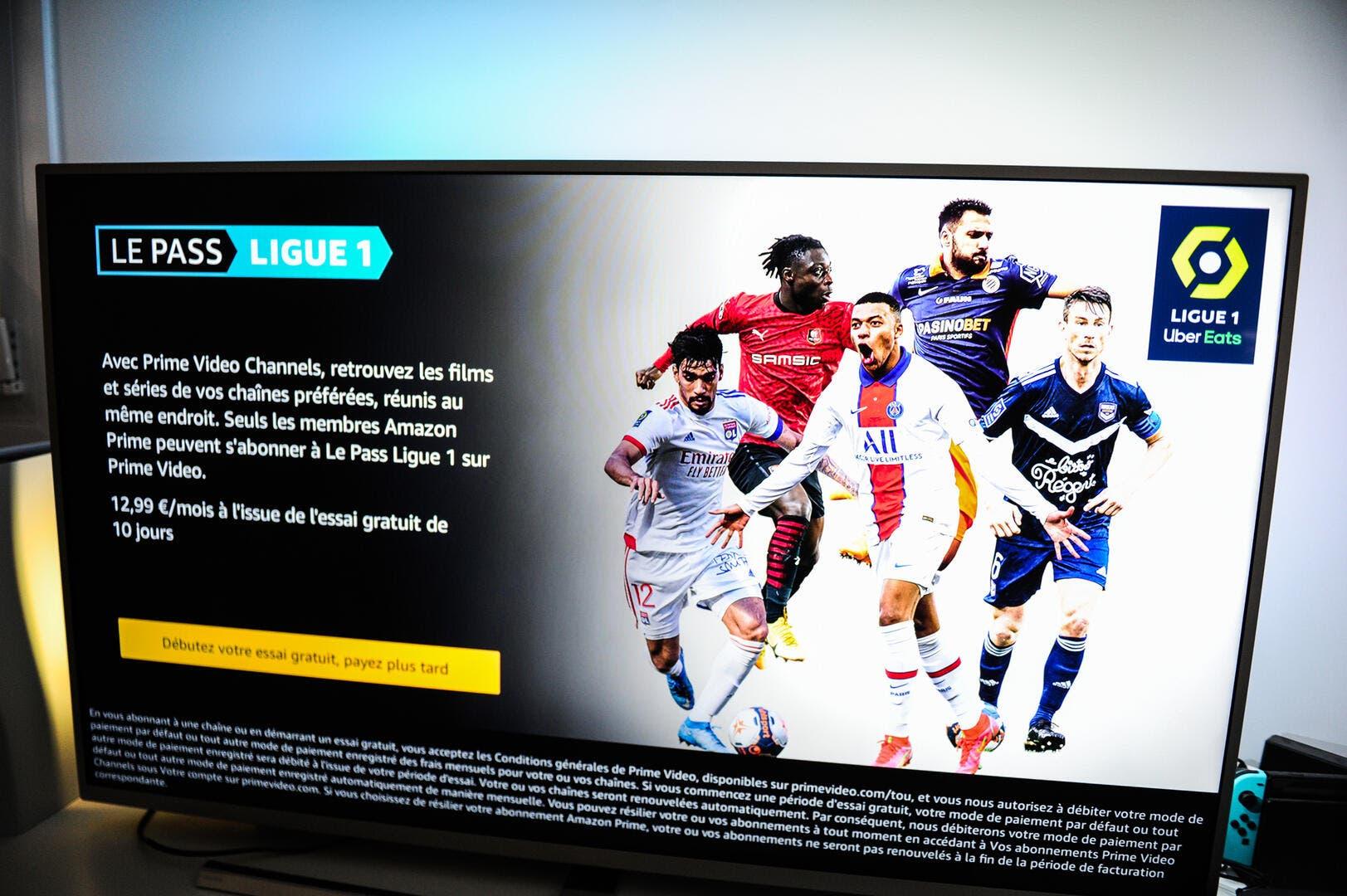 TV : L'Equipe rend un énorme coup de main à Amazon