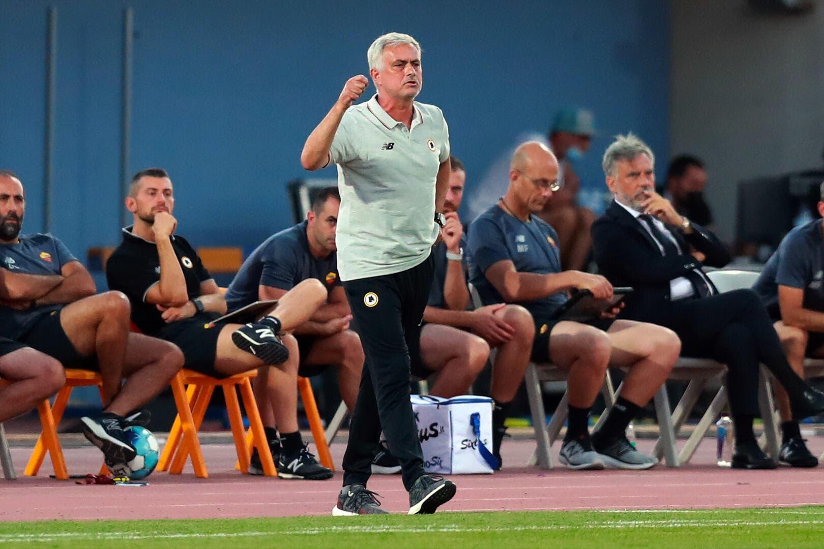 Ita : Mourinho interdit « cette merde » à ses joueurs