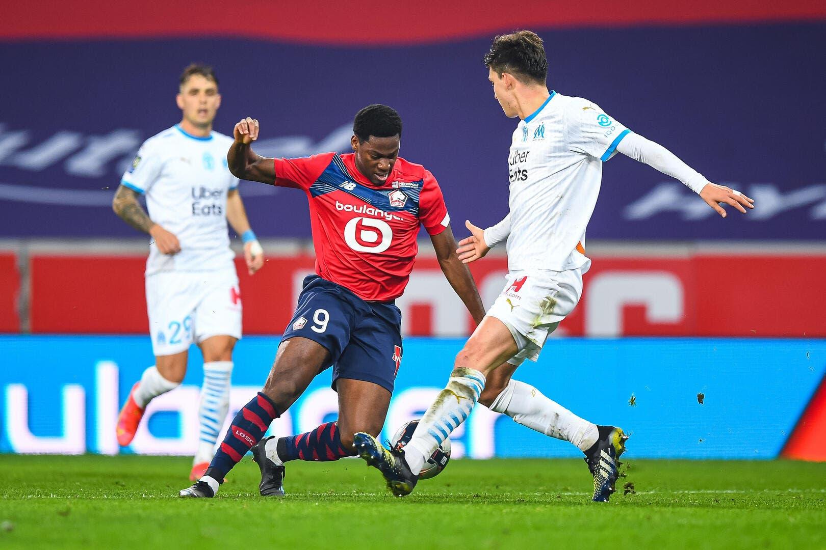 L1 : Lille et le PSG répondent à Lyon, Monaco craque - Foot01.com