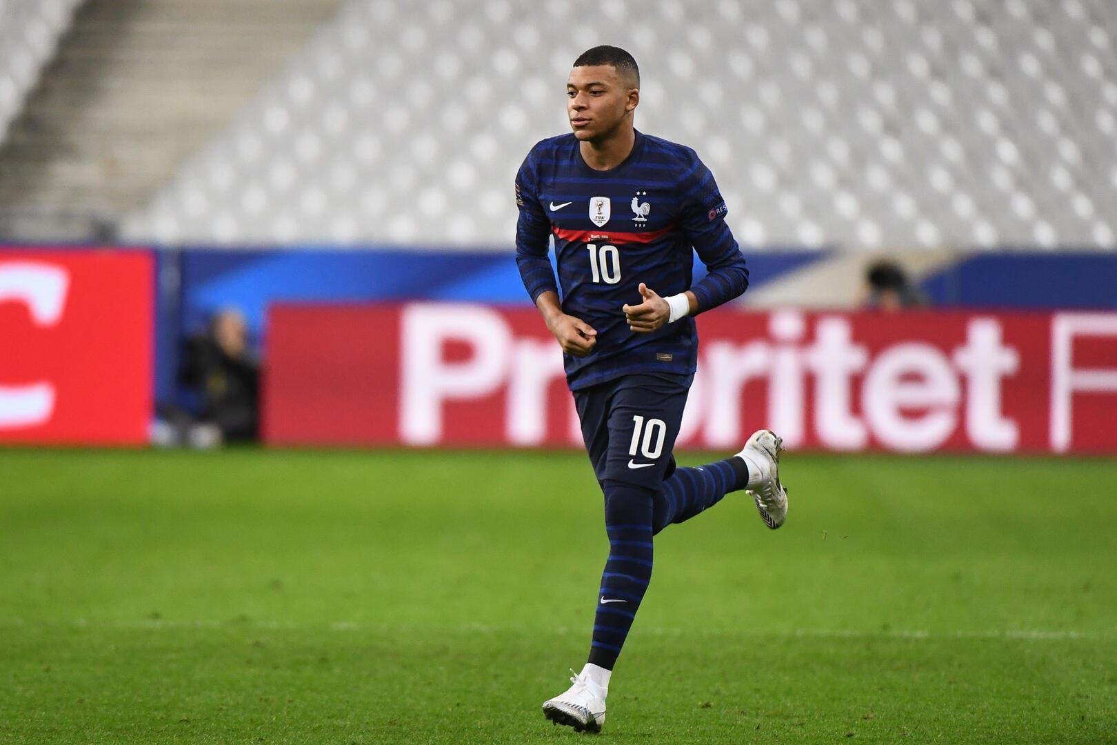 PSG : Mbappé zappé pour les JO, Le Graët a changé d'avis - Foot01.com