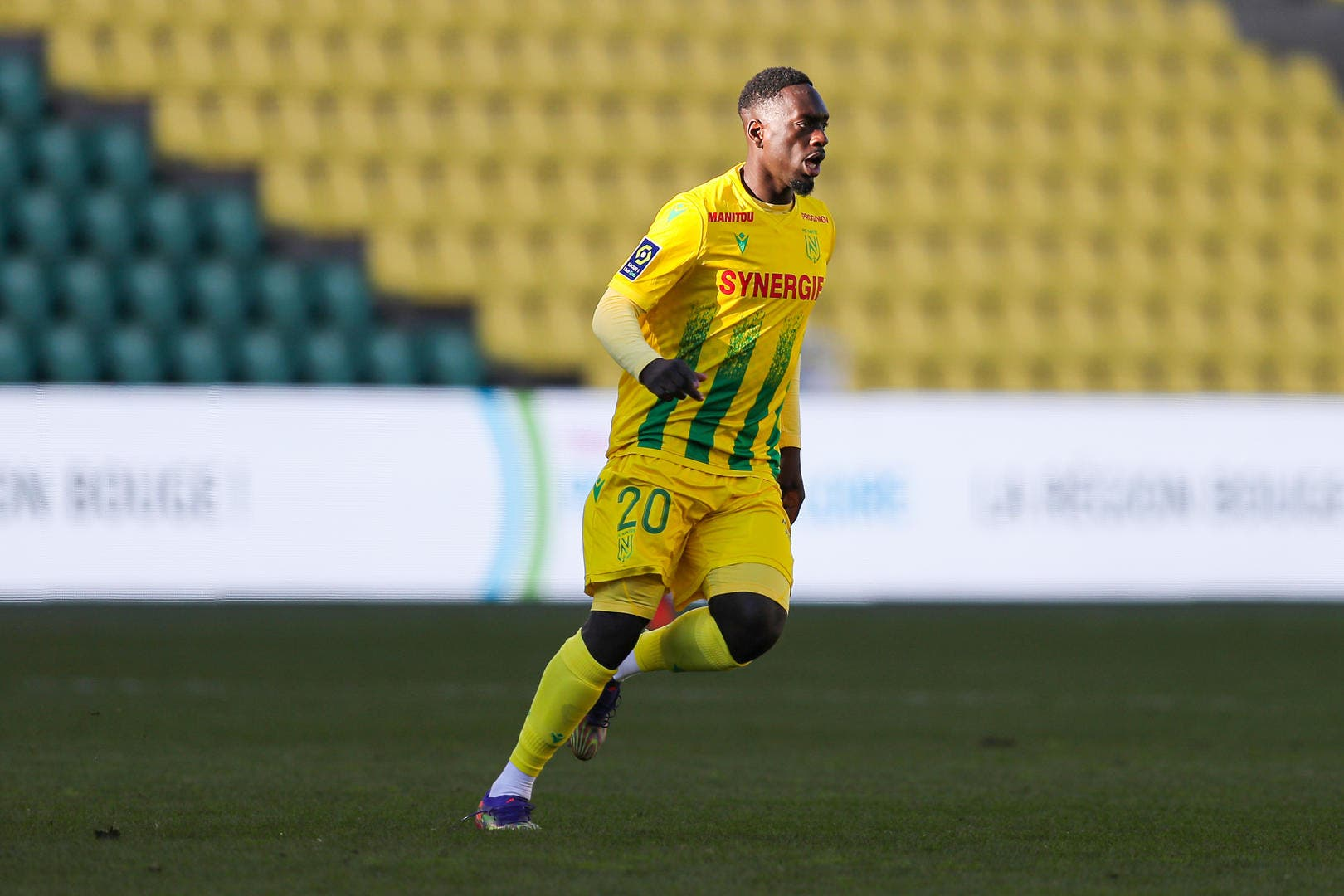 FCN : Augustin victime du « Covid long », Nantes brise le silence - Foot01.com
