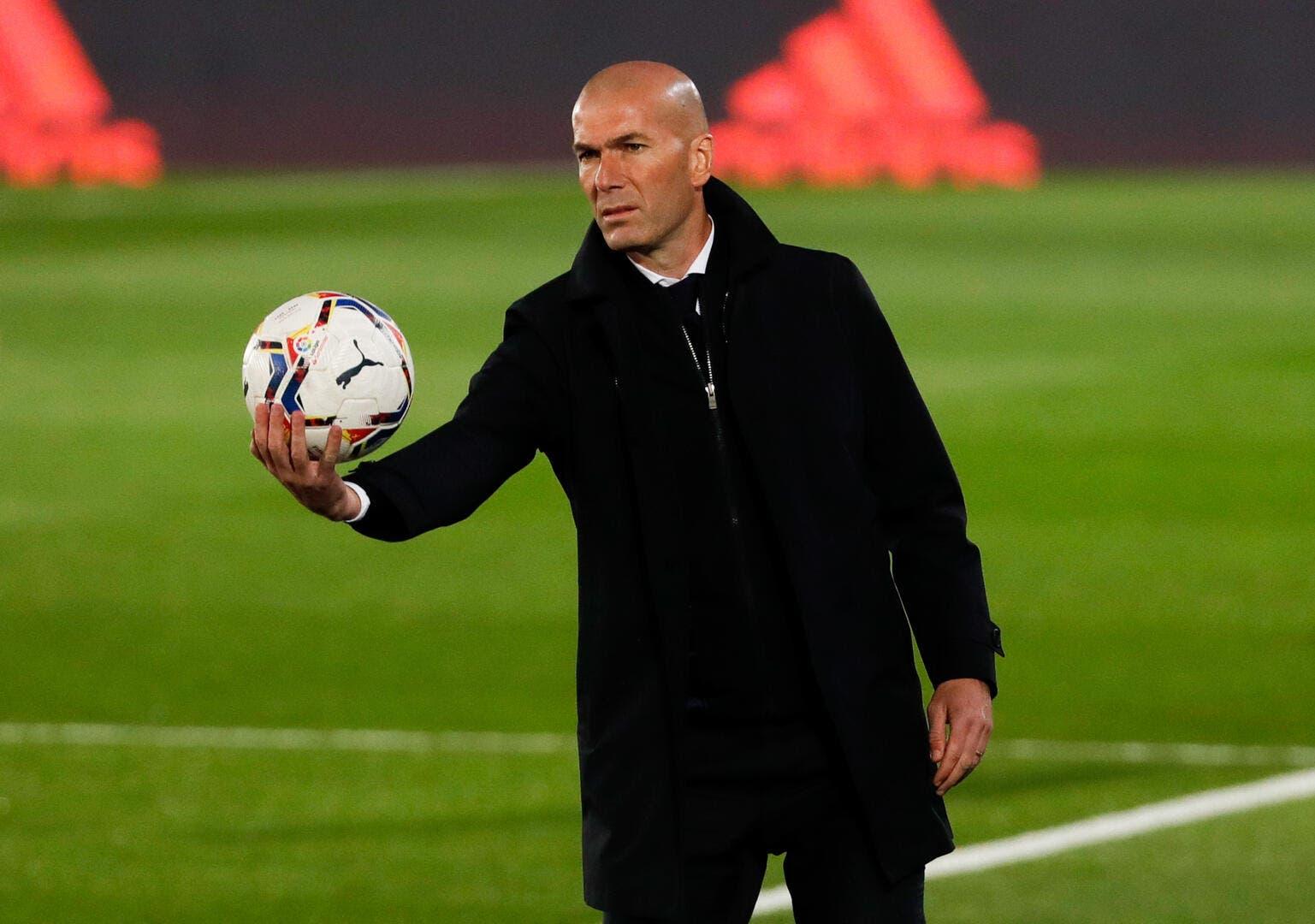 Esp : Zidane remplacé par Allegri au Real Madrid ?