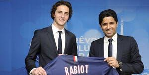 Rabiot dément un clash au PSG avant sa prolongation