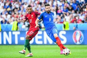 France : Giroud avoue avoir craqué après l'Euro 2016