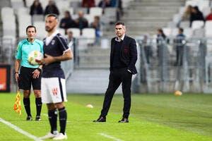 Bordeaux : Gourvennec pointe encore LA lacune de ses Girondins