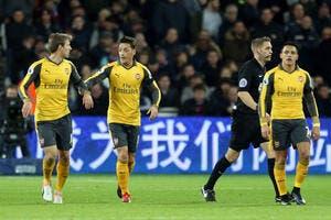 West Ham - Arsenal : 1-5