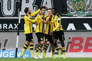 Borussia M'Gladbach - Borussia Dortmund : 2-3