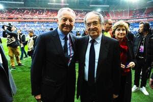 OL : Désaccord Aulas-Le Gräet sur le cas Neymar au PSG