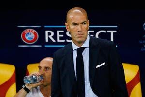 Liga : Zidane prolonge au Real Madrid sans augmentation de salaire