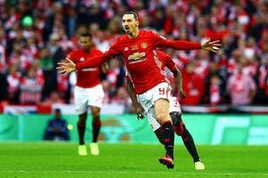League Cup : Ibrahimovic offre le titre à Manchester United