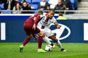 OL - Metz : 5-0
