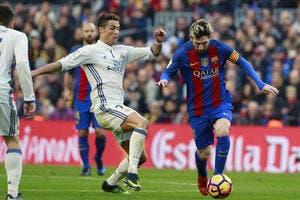 Même Messi s'incline devant le grand Cristiano Ronaldo