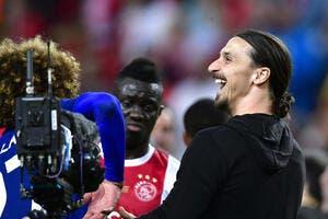 Mercato: Ibrahimovic, l'énorme pari de l'Atlético Madrid?