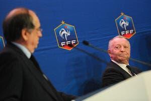 OL : Aulas dément s'occuper des arbitres à la FFF
